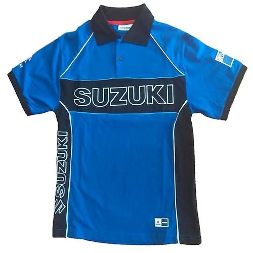 suzuki azul frente