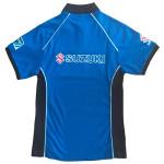 suzuki azul tras