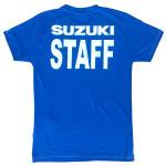 suzuki  staff azul tras