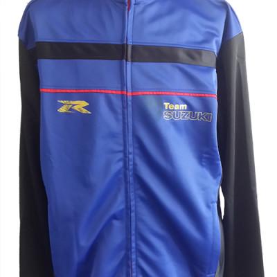 casaco GSXR azul ecuroF